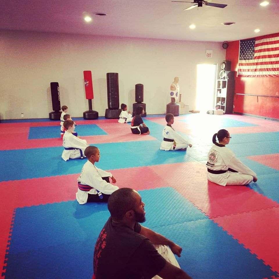 1, World Martial Arts Academy Hazelwood