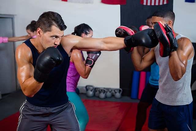Boxing1, World Martial Arts Academy Hazelwood